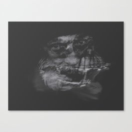 La mer - Poseidon Canvas Print