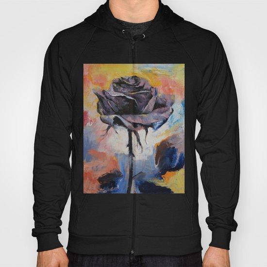 Black Rose Hoody