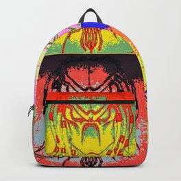Predator Pop Art Backpack