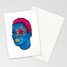 Supermodel Stationery Cards