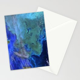 264. Coloring the Sea Around the Pribilof Islands Stationery Cards