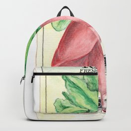 Radish Seed Packet Backpack