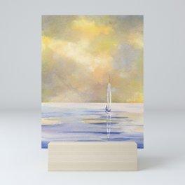 Open Water Hawaii Mini Art Print