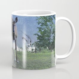 Grazing Deer Coffee Mug