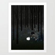 Somnambule Art Print