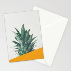 Pineapple Dip IV Stationery Cards