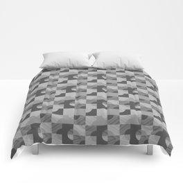 Grey Ninety Comforters