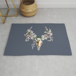 Life Death Resurrection Rug