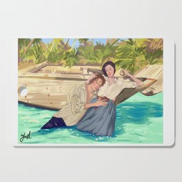 Claire&Jamie Cutting Board