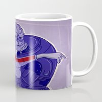 garrus Mugs featuring Calibrating! by its-liss