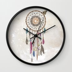 Lakota (Dream Catcher) Wall Clock