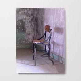 Layers of Time, Urban exploration Metal Print