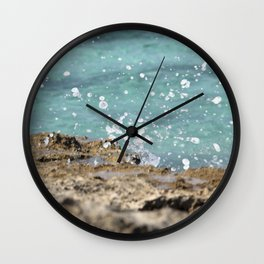 Spash Wall Clock