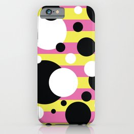 Party Confetti 5 iPhone Case