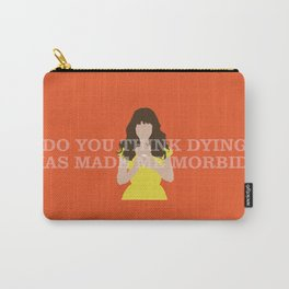 Pushing Daisies - Chuck Carry-All Pouch