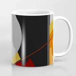 Abstract Composition 413 Coffee Mug