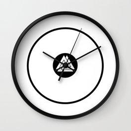 Infinity Vinyl (Invert) Wall Clock