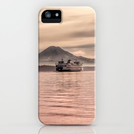 Morning Commute iPhone Case