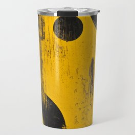 Yellow Signs Travel Mug