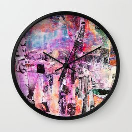 Replay Lounge Wall Clock