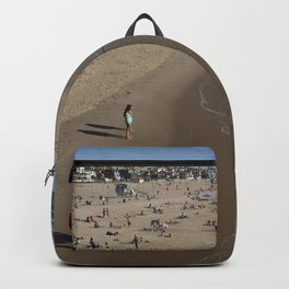 Beach View Backpack