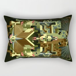 Necronomicon Rectangular Pillow