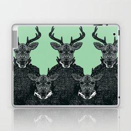 Chorus of Deer Laptop & iPad Skin
