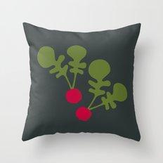 Vegetable Medley Throw Pillow