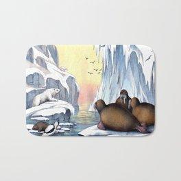 Polar Convention Bath Mat