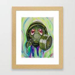 Noxious Framed Art Print