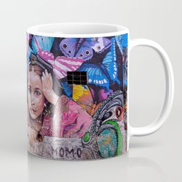Child of Innocence - Graffiti Coffee Mug