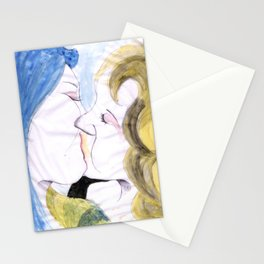 Give me some love Stationery Cards