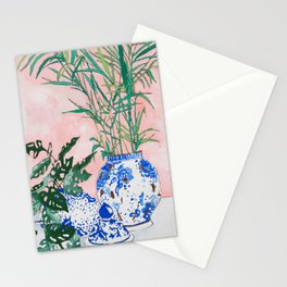 Friendship Plant Stationery Cards