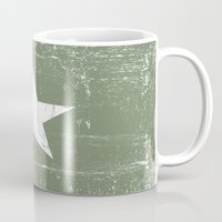 army Mugs featuring ARMY by mauromod
