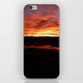 Dillon Sunrise iPhone Skin