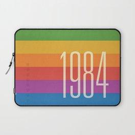 1984 (h) Laptop Sleeve