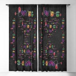 Watercolor Love Lace V2 Blackout Curtain