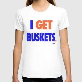 knick colors  T-shirt