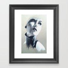 Her Wish  Framed Art Print