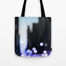 Big lights will inspire you Tote Bag