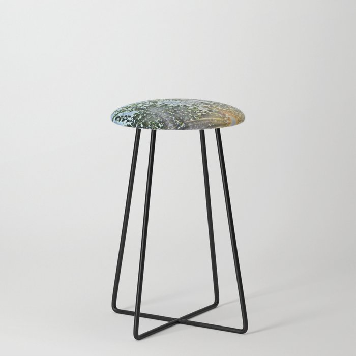 Pure Morning II Counter Stool