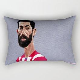 Arda Turan Rectangular Pillow