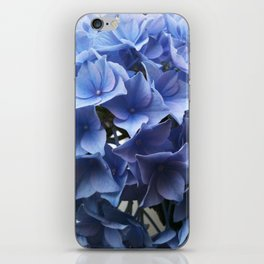 hortensia iPhone Skin