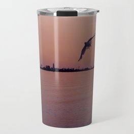 Fight to the Island Travel Mug