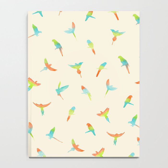 Parrots ! Papagei ! Notebook