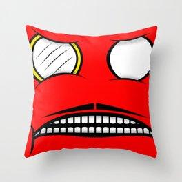 Two Eyes Throw Pillow