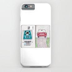 Roadtrip to Austria Slim Case iPhone 6s