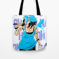 sing your heart out Tote Bag