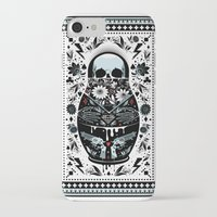 russian iPhone & iPod Cases featuring Russian Doll by koivo