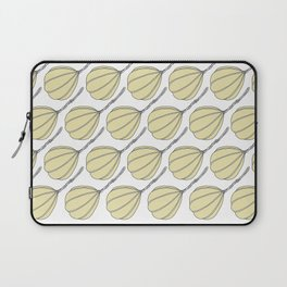 Provolone (cheese pattern) Laptop Sleeve